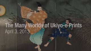 Art Of Japan: The Many Worlds Of Ukiyo-e Prints