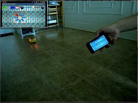 Video of Arduino Bluetooth RC Car
