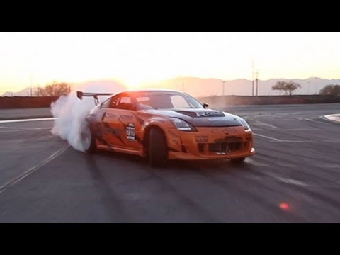 800 HP Formula Drift Car 350Z