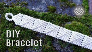 DIY UNISEX MACRAME BRACELET FOR MEN AND WOMEN