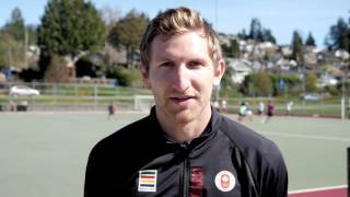 #RoadToRio - Video Blog - Mark Pearson