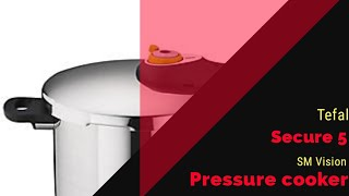 Tefal pressure cooker - first time user