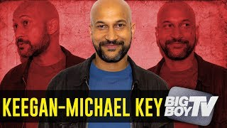 Keegan-Michael Key on 'The Lion king', Toy Story 4' & Working w/ Jordan Peele