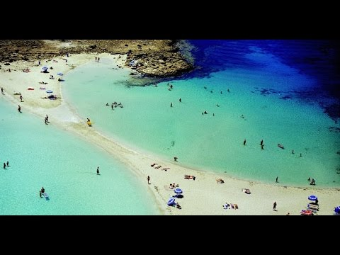 Video Tourist Attractions in Cyprus HD 2017