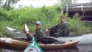 Paddling the Northern Forest Canoe Trail in the Northeast Kingdom: Clyde River to Pensioner Pond