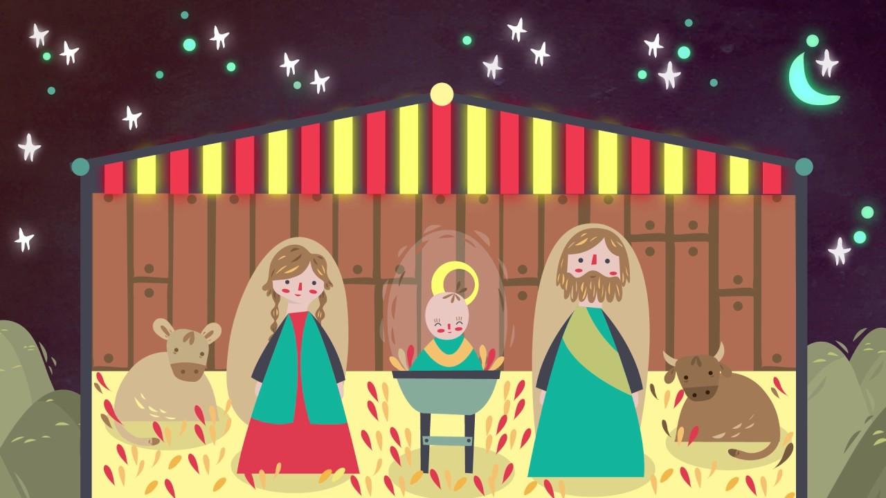 El niño nació - Cantoalegre - Video de Navidad