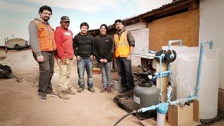 USM - Sistema de Potabilización para zonas rurales