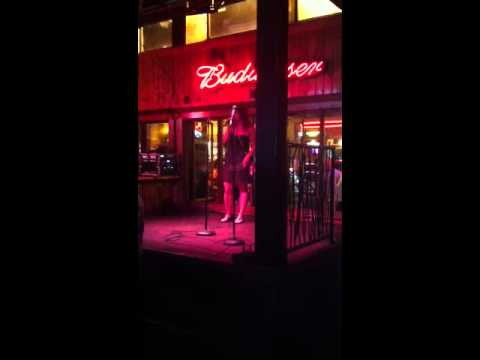 Jana Gibbs at Tequila Cowboy