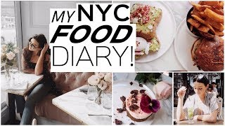 BEST PLACES TO EAT IN NYC! | Instagram spots to eat! - Video Youtube