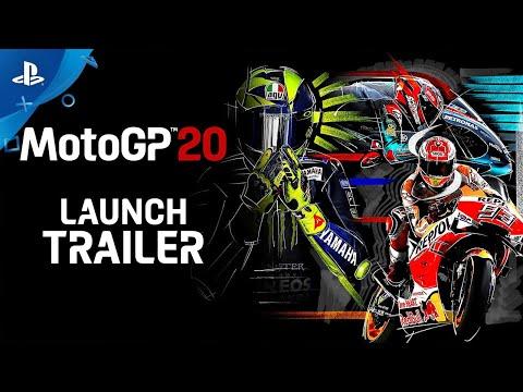 Trailer de MotoGP 20