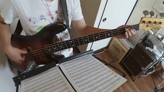 Aretha Franklin - Come Back Baby (bass cover)