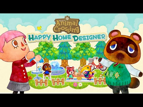 plays animal crossing happy home designer games are great