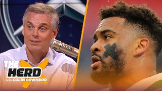 Are the Seahawks Super Bowl contenders with Jamal Adams trade? — Colin Cowherd | NFL | THE HERD