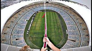 WORLD'S TALLEST SWING! *Over 280 feet*