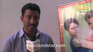 Karthick Raju at Kungumam Vecha Kekudhu Short Film Special Screening