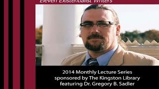 """""""Lessons of Socrates and Abraham - Søren Kierkegaard - Glimpses Into Existence Lecture 2"""