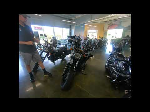 2016 Harley-Davidson Forty-Eight® in Louisville, Tennessee - Video 1