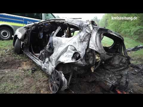 Tödlicher Unfall auf der A1 bei Wildeshausen