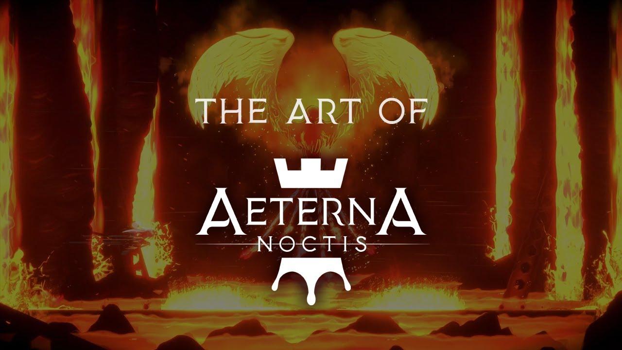 Los creadores de Aeterna Noctis nos cuentan todo sobre su desarrollo