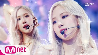 [ROSÉ - On The Ground] Comeback Stage | #엠카운트다운 | M COUNTDOWN EP.702 | Mnet 210318 방송