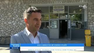 Mirëmëngjesi Kosovë - Kronikë - Java e mbrojtjes në vendin e punës 22.10.2020