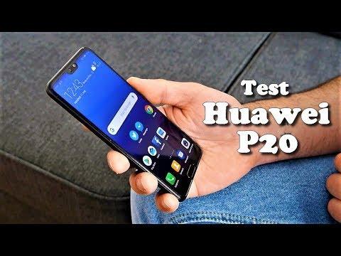 Huawei P20 Écran LCD + Tactile pré-assemblés sur CHÂSSIS avec Outils