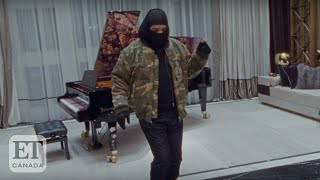 Drake Shows Off His Mansion In 'Toosie Slide' Video