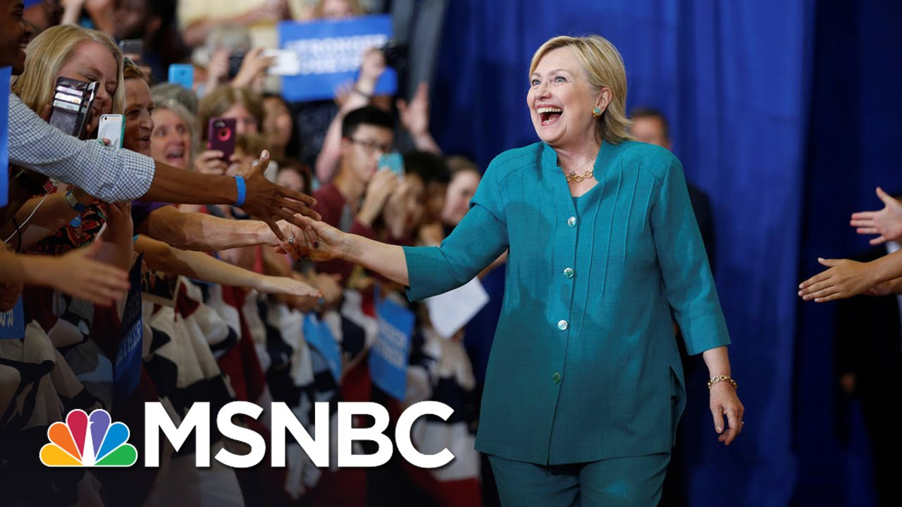 Doanld Trump Lacks Campaign; Hillary Clinton Up Nine Points | Morning Joe | MSNBC thumbnail