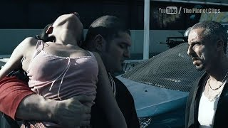 David Belle Killed Police Officer  District 13 2004 movie scene