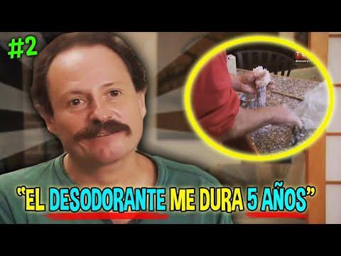 Él fabrica sus propios desodorantes.. | REACCIONANDO A TACAÑOS EXTREMOS