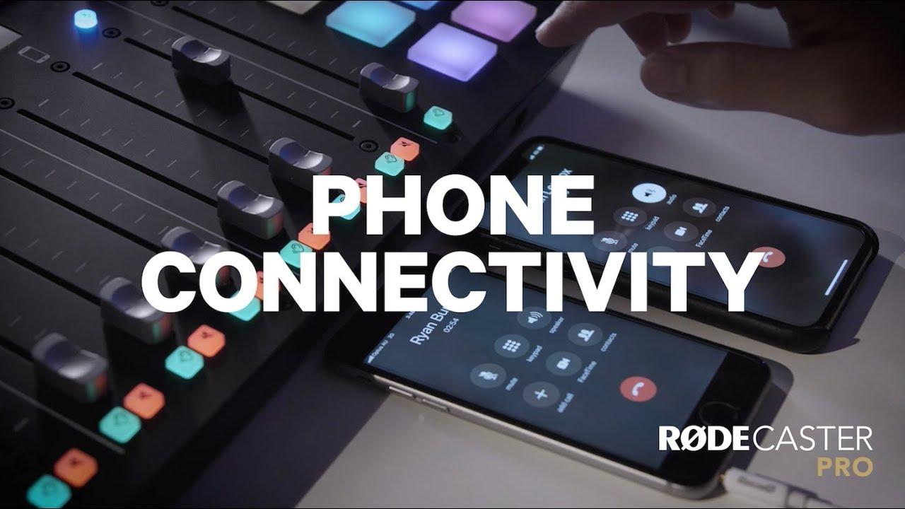 Propojení s chytrým telefonem