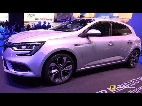 Renault  Megane Хетчбек класса C - рекламное видео 3
