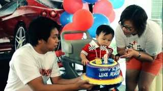 Maji 1st Birthday Music Video Highlights