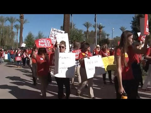 Oklahoma teachers say pay increase is not enough