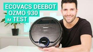 Der Ecovacs Deebot Ozmo 930 im Test - Das Topmodell mit spitzen Wischfunktion!