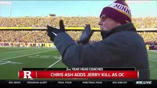 Second Year Head Coaches: Chris Ash