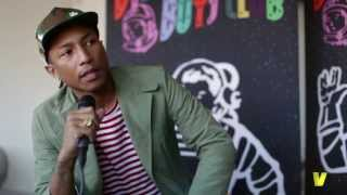 Pharrell Williams on Producing the New 2 Chainz Track, 'Feds Watching'