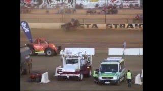 Bunbury Speedway | Brad Maiolo Flip