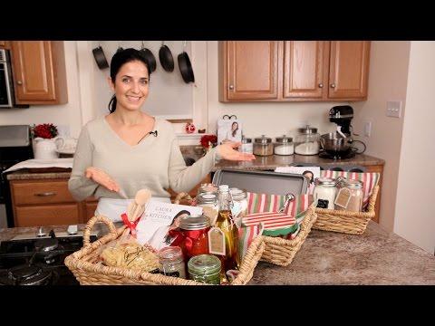 3 DIY Food Gift Baskets – Edible Gifts