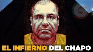 El Chapo En La Cárcel De EU