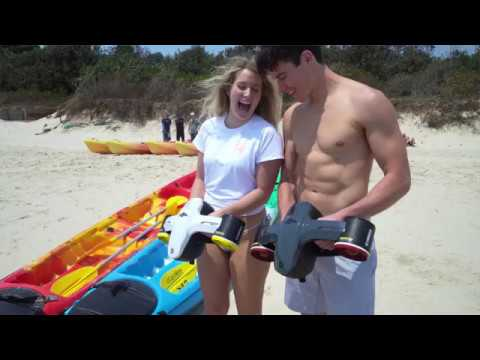 Yamaha Sea Wing II Kayak Dive
