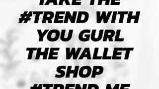 Trend Me - The wallet shop exclusive for women | Meharaj Nisha K