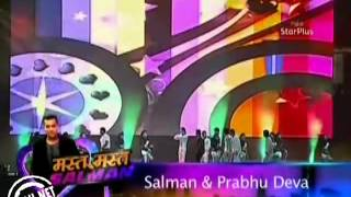 Mast Mast Salman  Salman Khan's Rocking Concert In Dubai    HQ    Sallu Net