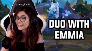 Duo with Emmia | Xayah, Jinx, and Jhin Gameplay | Truth or Dare