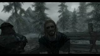 preview picture of video 'Simon Plays Skyrim: Ralof the Idiot'