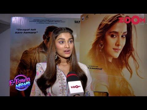 Saiee Manjrekar on her dream debut with Salman Khan, nepotism, competition between star kids & more