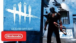 Dead By Daylight - Announce Trailer - Nintendo Switch
