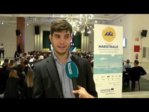 El Mediterráneo apuesta por las energías renovables. MAESTRALE Open Day y Entrega de Premios CEEI Valencia[;;;][;;;]