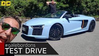 Audi R8 Spyder | Come suona il V10!