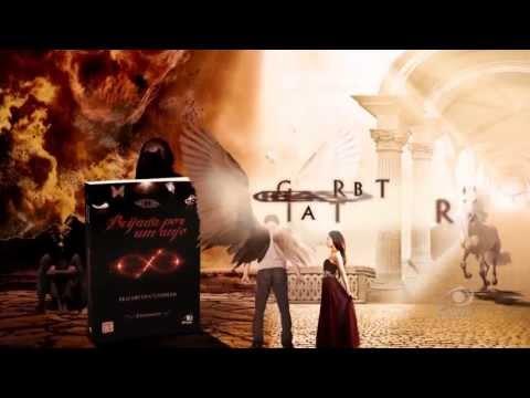 Book Trailer - Beijada por um Anjo 6 - Elizabeth Chandler